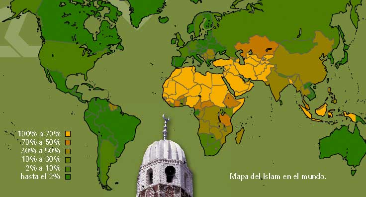 Exposición El Islam