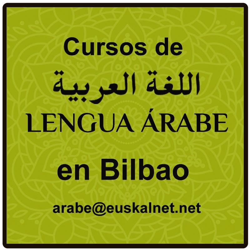 Cursos árabe Bilbao